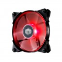 Cooler Master Jetflo 120 Red LED